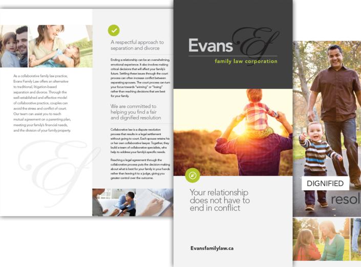 Evans brochure