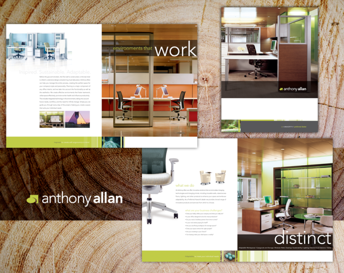 Anthony Allan brochure